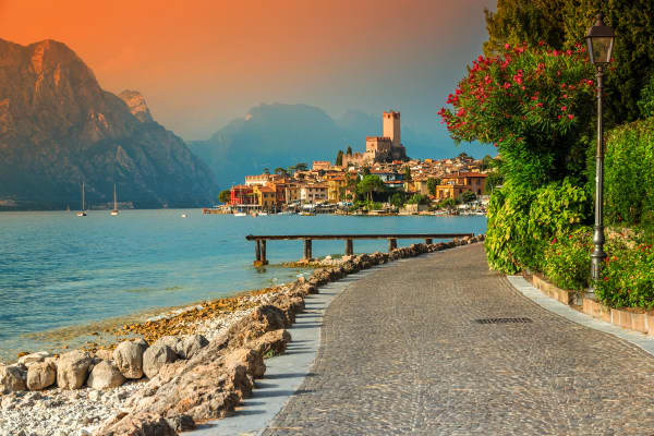 MSC Croatia & Greek Isles Cruise & Stay Lake Garda