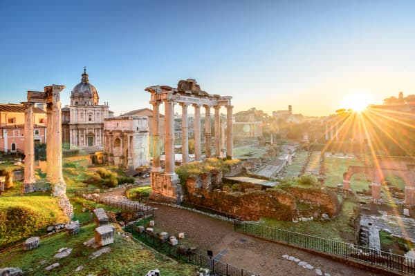 MSC Mediterranean Cruise & Stay Rome