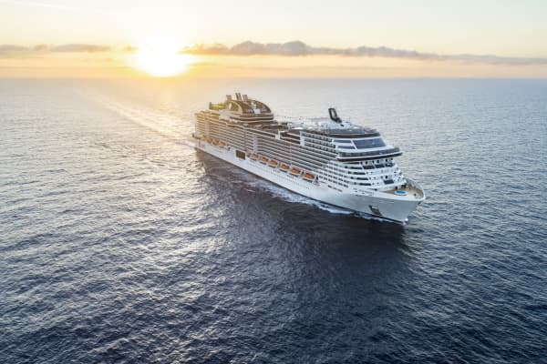 MSC Winter Mediterranean Fly & Cruise