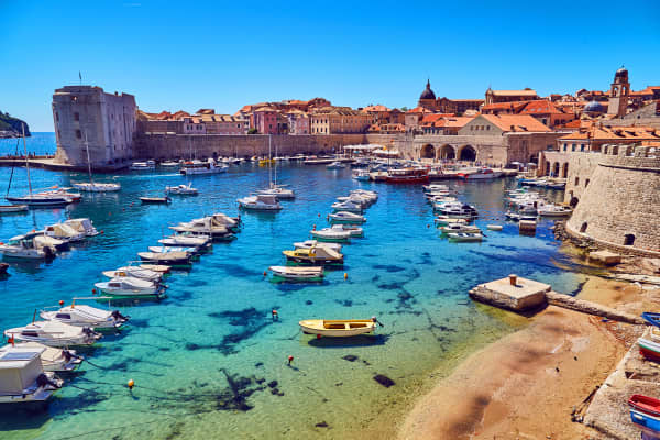 Princess Croatia & Greek Isles Cruise & Stay Rome