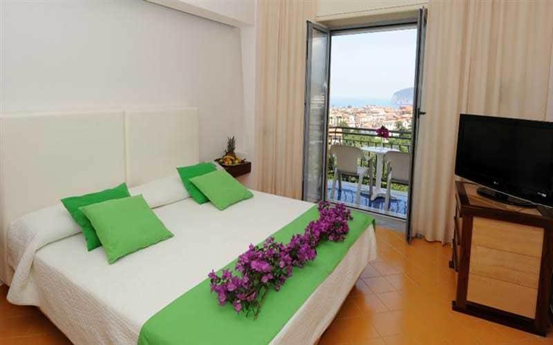 Hotel Conca Park Sorrento Twin Room With Balcony