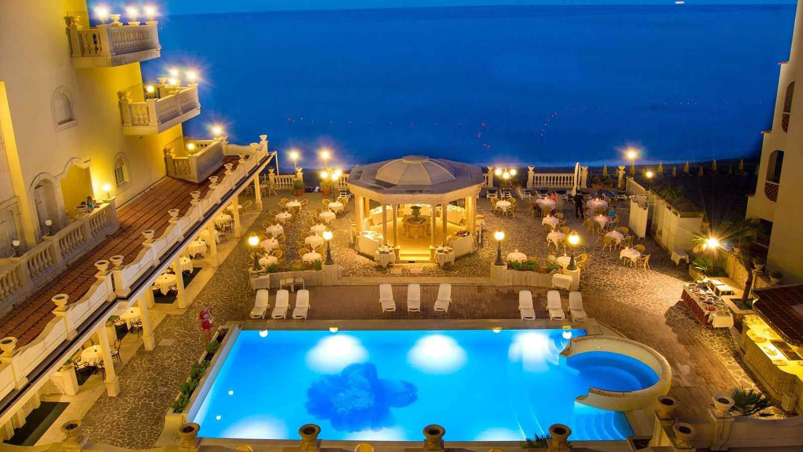 Hotel hellenia yachting giardini naxos sicily topflight