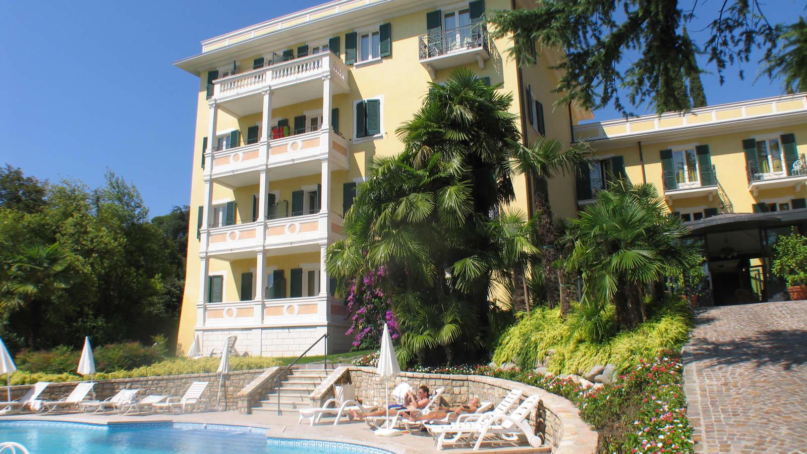 Hotel Villa Sofia Lake Garda