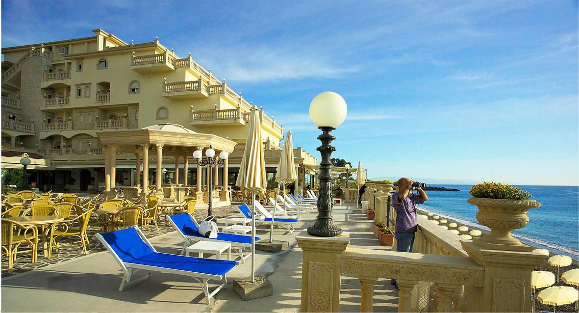 Hotel hellenia yachting giardini naxos sicily topflight - Hotel giardini naxos 3 stelle ...