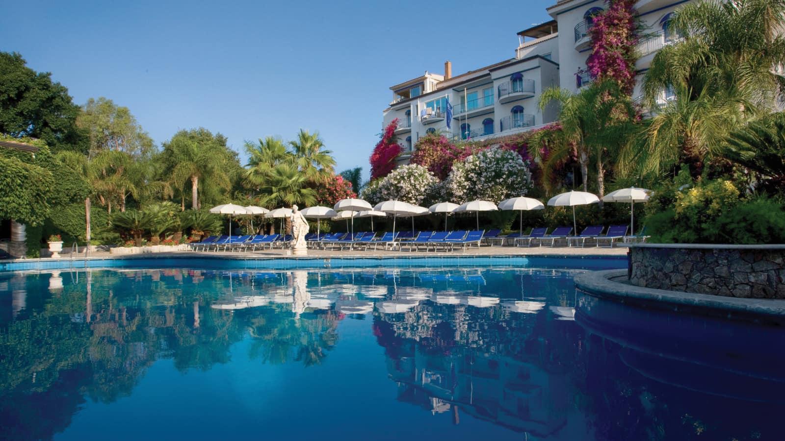 Sant alphio garden hotel spa giardini naxos sicily holidays - Hotel ai giardini naxos ...