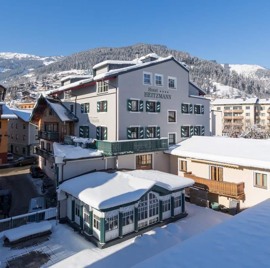 Haus Am See Zell Am See Austria Bookingcom: Hotel Heitzmann, Zell Am See, Austria