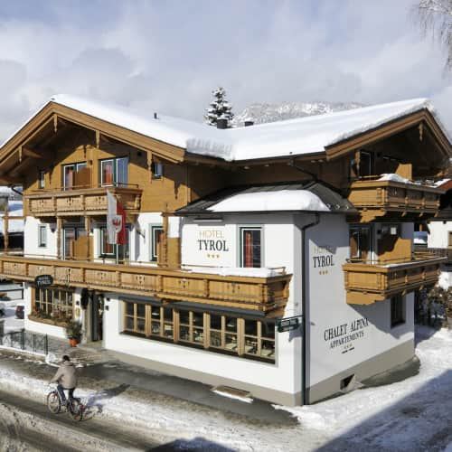 Hotel Kaiserfels St Johann