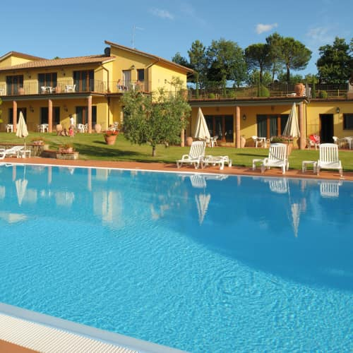 Tuscany Apartments: Tuscan Countryside Holidays