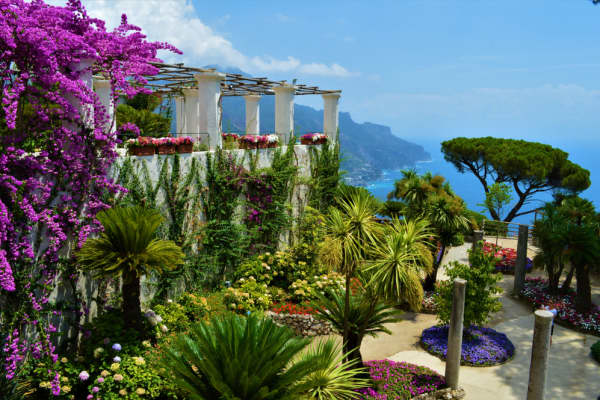 Ravello,Sorrento and Amalfi Coast