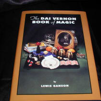 Book-Dai Vernon Magic