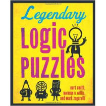 Book-Legendary logic puzzles