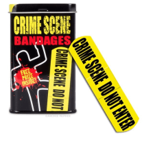 BANDAGES-CRIME SCENE