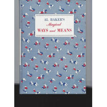 Book-Magical Ways And Means