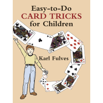 Book-Easy-to-Do Card Tricks for Children