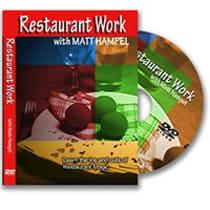 DVD-Resturant Work