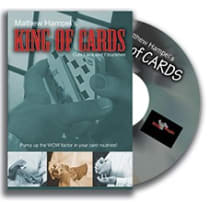 DVD-King Of Cards
