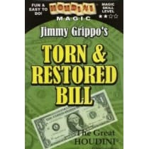 Torn & Restored Bill (Jimmy Grippo)