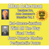 DVD-Ackerman Teaches Hamman Vol. 2