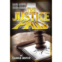 Justice Pad by Charlie Justice & Mark Mason