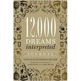 12,000 Dream journal