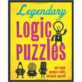 Book-Legendary logic puzzles
