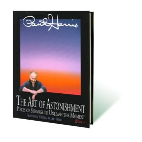 Book-ART OF ASTONISHMENT VOL 1