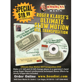 Roger Klause's -Slow Motion Bill Transposition