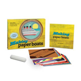 Making Paper Boats