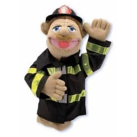 Puppet-Firefighter