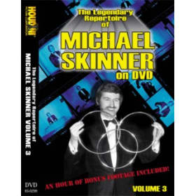 Michael Skinner Volume 3- 2 DVD set