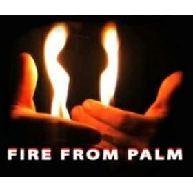 Fire From Palms