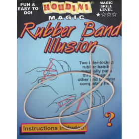 Rubber Band Illusion