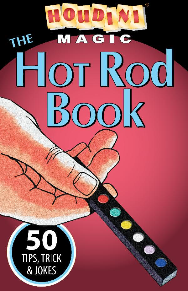 Book-Hot Rod 50 Tricks,Tips, & Jokes with a Hot Rod