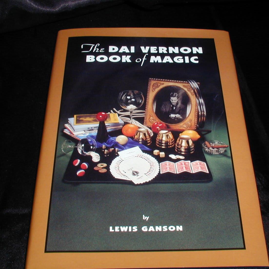 Book-Dai Vernon Magic