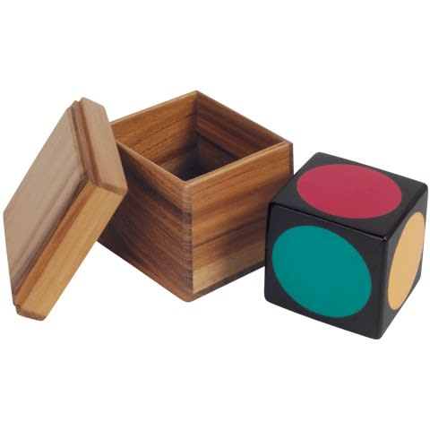Color Vision Wood