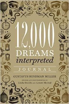 12,000 Dream journal