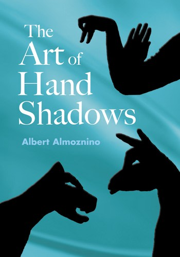 BOOK-ART OF HAND SHADOWS