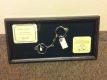 Bean Cobb Handcuffs