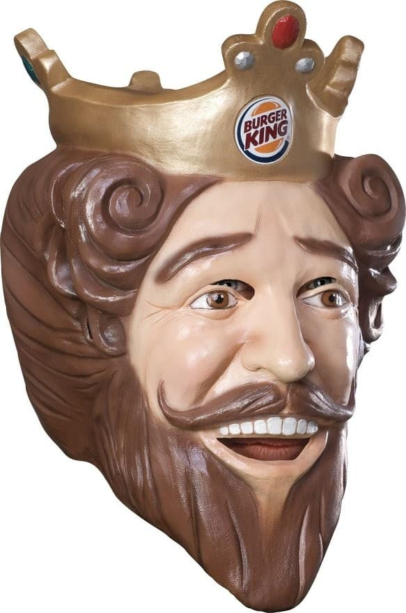 Mask-Burger King