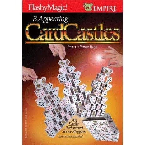 Card Castle in Bag