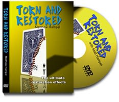 DVD- Torn And Restored