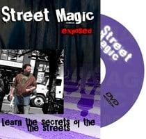 DVD-Street Magic Exposed
