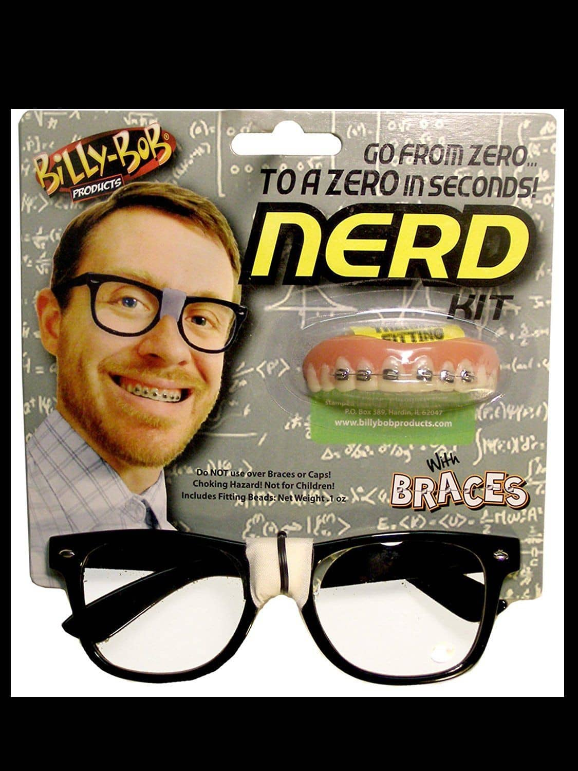 Billy Bob-Nerd Kit