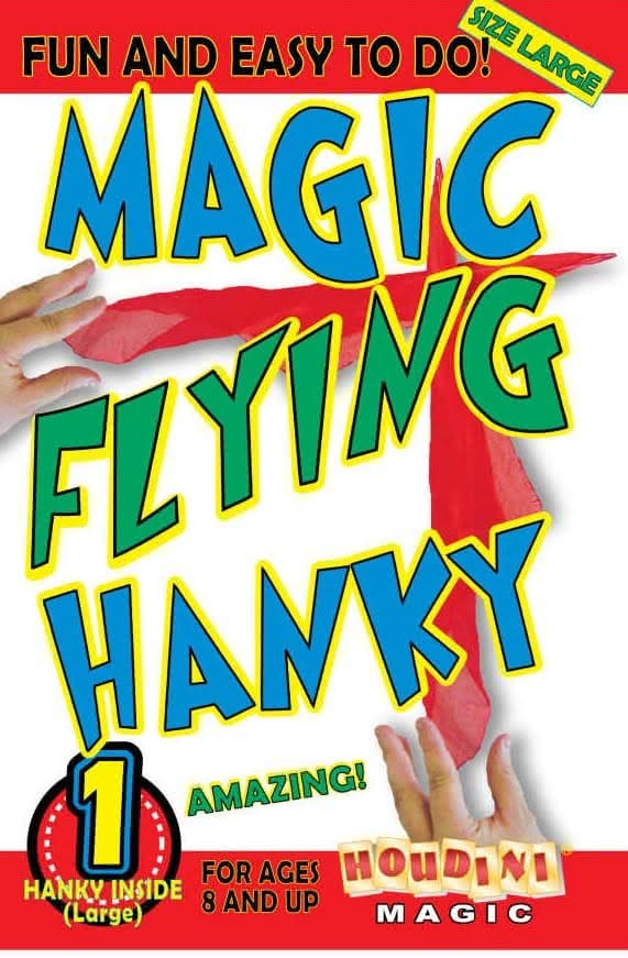 Magic Flying Hanky