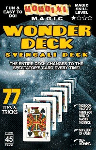 Book-Wonder Deck