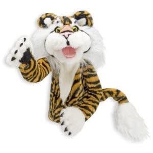 Puppet-Tiger