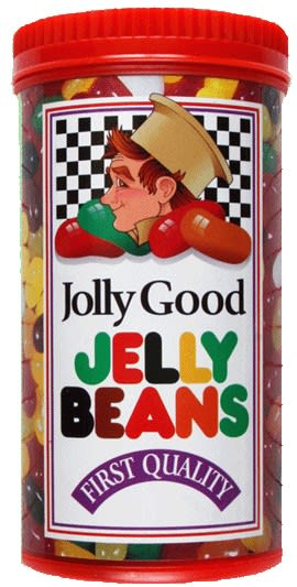 Snake Jelly Beans Can