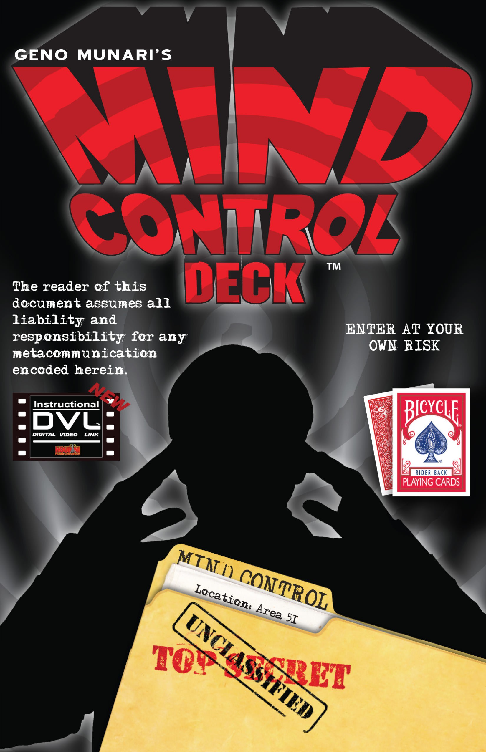 Mind Control Teaching DVL