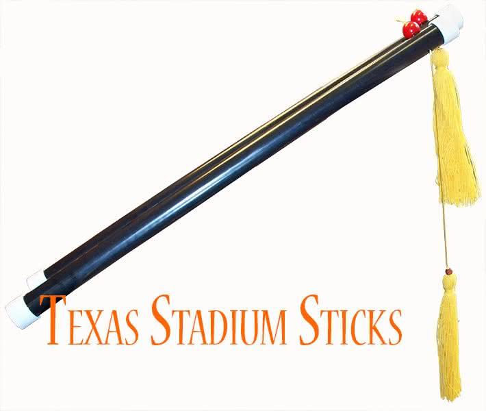 6ft Texas Stadium Sticks
