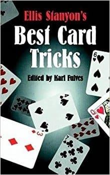Best Card Tricks - Book by Ellis Stanyon